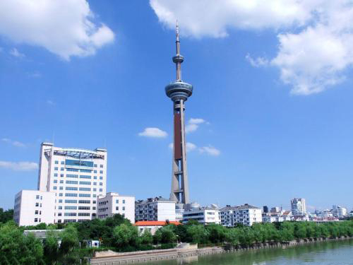 广播电视塔