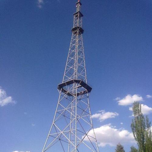 电视广播塔